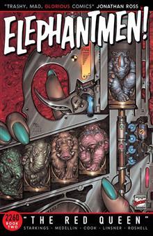 ELEPHANTMEN 2260 TP BOOK 02 (MR)