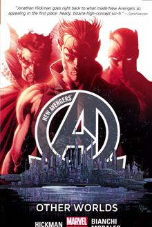 NEW AVENGERS TP VOL 03 OTHER WORLDS