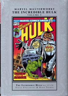 MMW INCREDIBLE HULK HC VOL 09