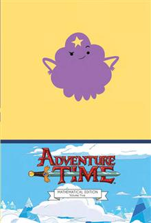 ADVENTURE TIME MATHEMATICAL ED HC VOL 05