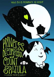 PRINCESS DECOMPOSIA & COUNT SPATULA GN