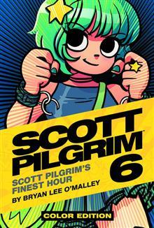SCOTT PILGRIM COLOR HC VOL 06 (OF 6) (RES)
