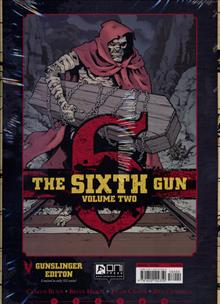 SIXTH GUN GUNSLINGER ED HC VOL 02