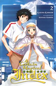 A CERTAIN MAGICAL INDEX LIGHT NOVEL SC VOL 02