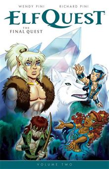 ELFQUEST FINAL QUEST TP VOL 02