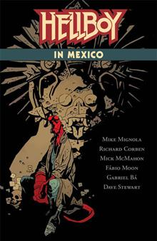 HELLBOY IN MEXICO TP