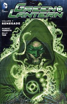 GREEN LANTERN HC VOL 07 RENEGADE