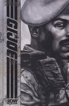 GI JOE IDW COLLECTION HC VOL 06