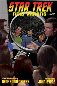 STAR TREK NEW VISIONS TP VOL 03