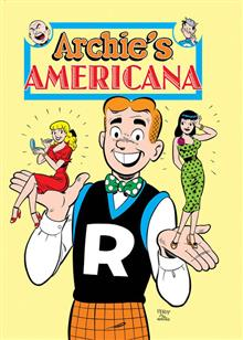 ARCHIE AMERICANA HC BOX SET BEST OF 40S-70S (IDW)