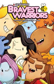 BRAVEST WARRIORS TP VOL 06