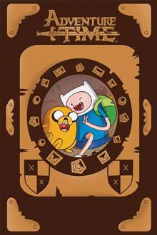 ADVENTURE TIME ENCHIRIDION ED HC VOL 04