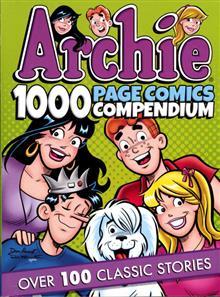 ARCHIE 1000 PAGE COMICS COMPENDIUM TP