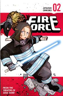 FIRE FORCE GN VOL 02