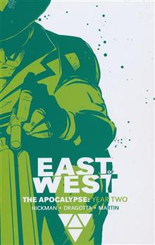 EAST OF WEST THE APOCALYPSE YEAR TWO HC DCBS EXC VAR