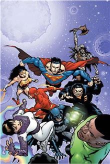JLA VOL 13 RULES OF ENGAGEMENT TP