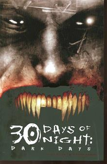 30 DAYS OF NIGHT DARK DAYS TP (MR)