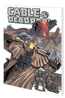 CABLE DEADPOOL VOL 2 BURNT OFFERING TP