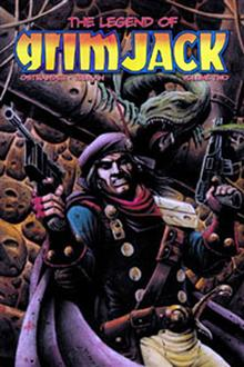 LEGEND OF GRIMJACK VOL 2 TP
