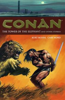 CONAN VOL 3 TOWER OF THE ELEPHANT & STORIES TP