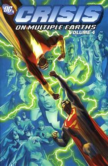 CRISIS ON MULTIPLE EARTHS VOL 4 TP