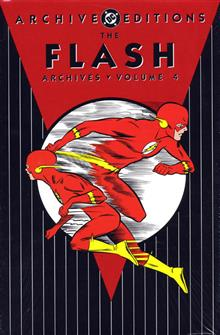 FLASH ARCHIVES VOL 4 HC