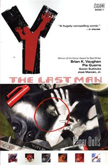 Y THE LAST MAN VOL 7 PAPER DOLLS TP (MR)