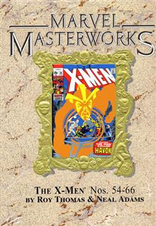 MARVEL MASTERWORKS X-MEN VOL 6 HC VAR ED 61