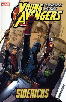 YOUNG AVENGERS VOL 1 SIDEKICKS TP