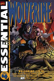 ESSENTIAL WOLVERINE VOL 4 TP