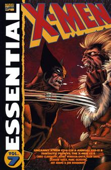 ESSENTIAL X-MEN VOL 7 TP