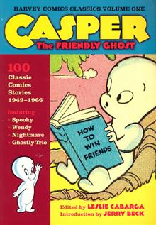 HARVEY COMICS CLASSICS VOL 1 CASPER THE FRIENDLY GHOST TP