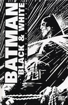 BATMAN BLACK AND WHITE VOL 3 HC