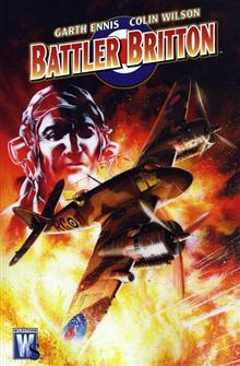 BATTLER BRITTON TP