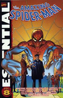 ESSENTIAL SPIDER-MAN VOL 8 TP