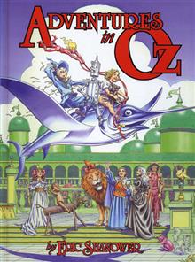 ADVENTURES IN OZ HC