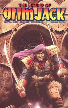 LEGEND OF GRIMJACK VOL 7 TP