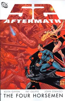 52 AFTERMATH THE FOUR HORSEMEN TP