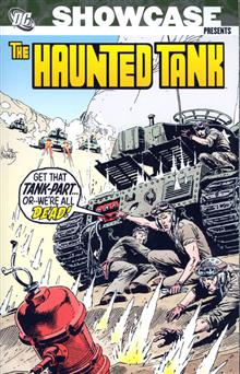 SHOWCASE PRESENTS HAUNTED TANK TP VOL 02