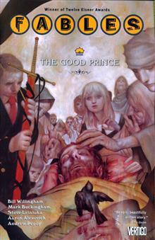 FABLES VOL 10 THE GOOD PRINCE TP (MR)