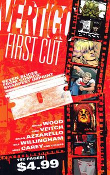 VERTIGO FIRST CUT TP