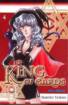 KING OF CARDS VOL 04