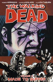 WALKING DEAD VOL 8 MADE TO SUFFER TP (MR)