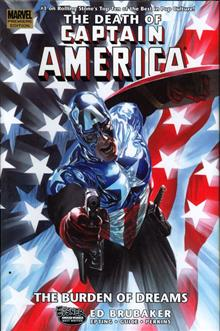 CAPTAIN AMERICA VOL 02 PREM HC DEATH OF CAPTAIN AMERICA