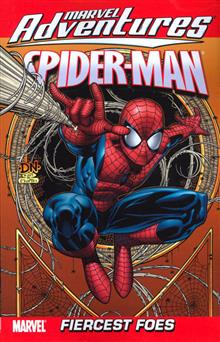 MARVEL ADVENTURES SPIDER-MAN TP VOL 09 FOES DIGEST