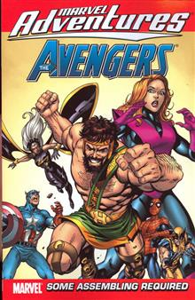MARVEL ADVENTURES AVENGERS TP VOL 05 DIGEST