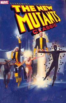NEW MUTANTS CLASSIC TP VOL 03