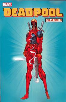 DEADPOOL CLASSIC TP VOL 1