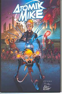 ATOMIK MIKE TP VOL 02