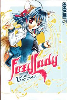 FOXY LADY GN VOL 01 (OF 5)